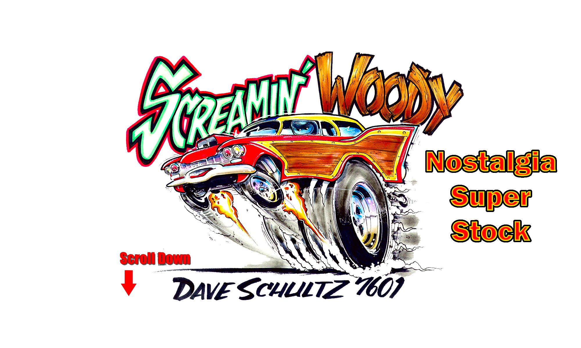 Screamin' Woody