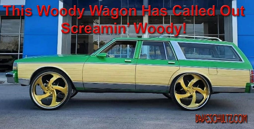 A Brother Calls Out Screamin' Woody!
